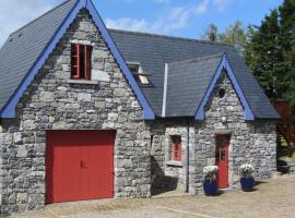 Stunning cottage near Kinvara, Cahererillan (рядом с городом Carron)