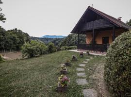 Holiday Home Village, Тухель (рядом с городом Kumrovec)
