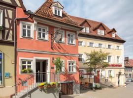 Arvena Reichsstadt Hotel, Bad Windsheim