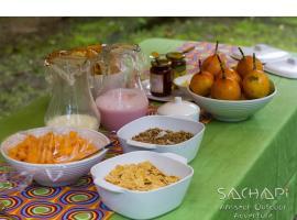Sachapi Adventures, Puerto Francisco de Orellana (Boca Suno yakınında)