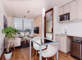 Self catering Apartamento Santiago