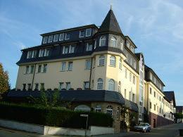 Hotel-Restaurant Zur Krone, Löhnberg (Kubach yakınında)