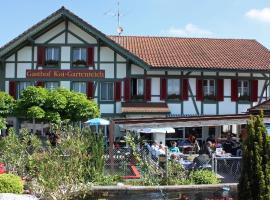 Hotel Restaurant Koi-Gartenteich, Hausernmoos (Affoltern yakınında)
