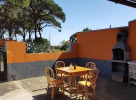 Casa Los Pinos, El Palmital (Hoya de Pineda yakınında)
