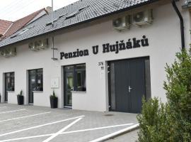 Penzion U Hujňáků, Rohatec (Ratíškovice yakınında)