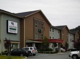Aspen Suites Hotel Juneau, Juneau