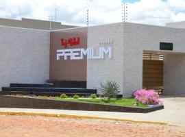 Motel Premium (Adults Only), Barbalha (Cabaceira yakınında)