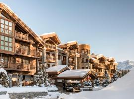 L'Apogée Courchevel - an Oetker Collection Hotel, Куршевель