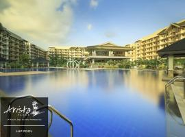 2 Bedroom Resort Amenities near Airport, Manila