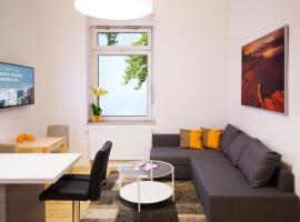 Burghof-Boarding Apartment No. 1