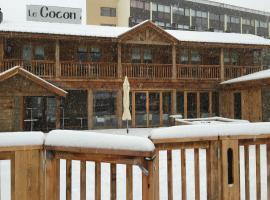 Le Cocon Des Neiges & Spa