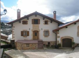 Casa Rural Parriola, Villanueva de Arce (рядом с городом Сарагуэта)