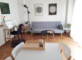 Luxury flat-Koukaki near Acropolis and Metro