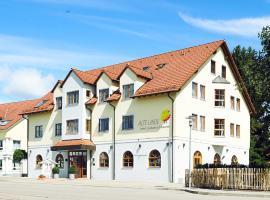 Landhotel Alte Linde und Restaurant, Aalen (Lauchheim yakınında)