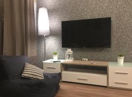 One bedroom Apartment 1551 in British Resort
