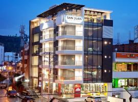 San Juan Hotel Boutique Pasto, Пасто