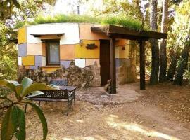 Apartamentos Rurales Ecopangea, Valverde de la Vera (рядом с городом Talaveruela)