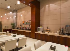 Jinjiang Inn Select Huaian Xiangyu Avenue, Hexia (Chengdong yakınında)