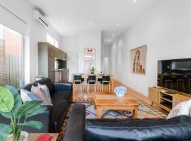 Boutique Stays - Urban Retreat, Prahran House, Melbourne (Armadale yakınında)