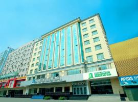 Jinjiang Inn Select Taiyuan South Inner Ringroll Pingyang Road