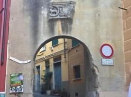 Il Mare negli Occhi, Genoa