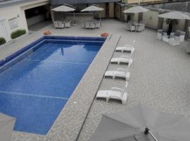 De Edge Hotel Port Harcourt, Port Harcourt (Near Yenegoa)