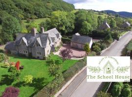 The School House B & B, Bucknell (Near Knighton)