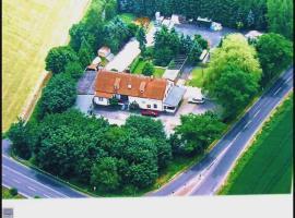 Monteurzimmer Kreuzquelle, Echzell (Hungen yakınında)