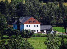 APARTMÁNY NA VÝSLUNÍ, Horní Maxov (Josefuv dul yakınında)