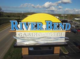 River Bend Casino & Hotel, Wyandotte
