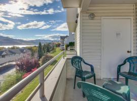 Park Pointe: Sunshine Views (C203), Chelan