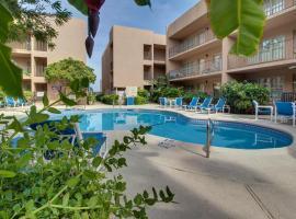 Beachview Condominiums: Palm Tree Pathway (#303)