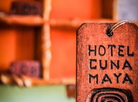 Hotel Cuna Maya, Копан-Руйнас (рядом с городом Остуман)