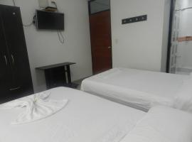Hotel David, Valle del Guamuez (Orito yakınında)