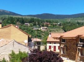 Casa Sierra Norte Madrid, Lozoya (рядом с городом Раскафриа)