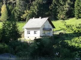 Ferienhaus Kollmann, Obdach (Mönchegg yakınında)
