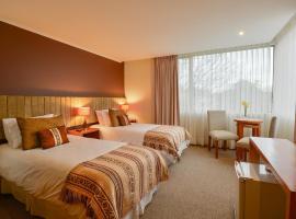 Hotel Terraza Suite, Villarrica