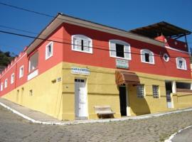 Hotel São João, Delfim Moreira