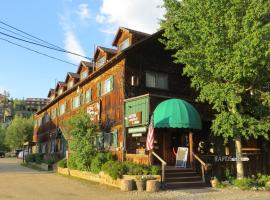 The Historic Rapids Lodge