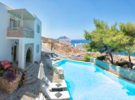Yperia Hotel, Aegiali