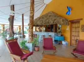 Gumbo Limbo Jungle Resort, Cool Shade (Unitedville yakınında)