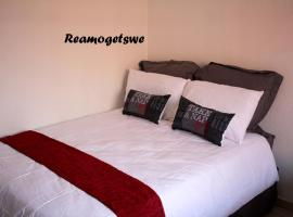 Reamogetswe Bed and Breakfast, Rustenburg