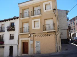 LA MORERIA, alojamiento turístico, Cuéllar (рядом с городом Sanchonuño)
