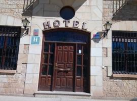 Hotel Villarreal, Palacios de la Sierra (Huerta de Arriba yakınında)