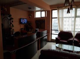 Hiwot Hotel, Debre Birhan (рядом с городом Ānkober)