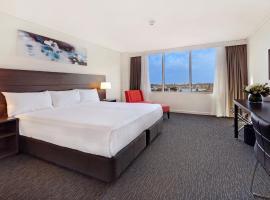 墨爾本亞當灣景酒店