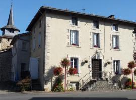 Le Belle Vienne, Exideuil (рядом с городом Manot)