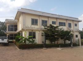 Jenad Hotel, Kumasi (рядом с городом Barekese)