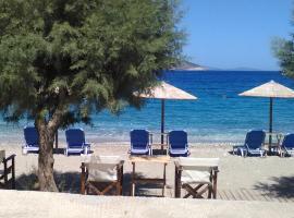 Nektaria on the Beach