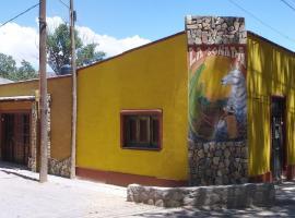 Hostal La Soñada, Humahuaca (Senador Pérez yakınında)